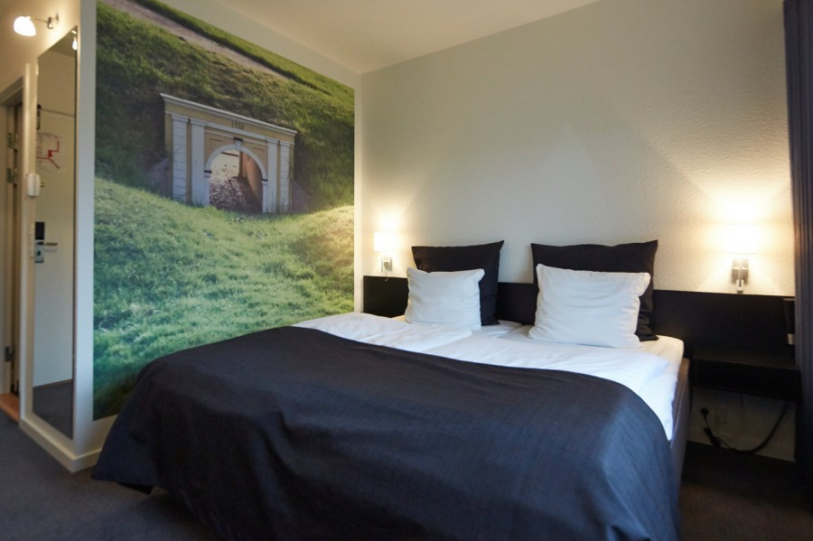 Room at Hotel Fredericia